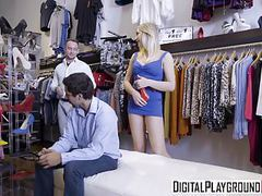 Digitalplayground - under foot blair williams van wylde tubes