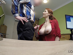 Loan4k. great boobs for credit manager videos