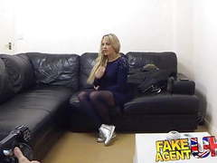 Fakeagentuk spunk gargling czech fucks agent movies at find-best-mature.com