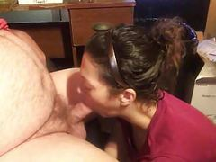 Tracy sucks dick and swallows movies