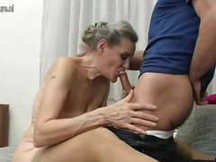 Granny suck and granny fuck young boy videos