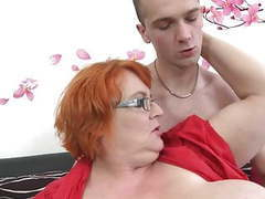 Granny ssbbw fucked by young boy movies