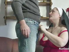 German young boy seduce granny nun to fuck him movies at find-best-lingerie.com