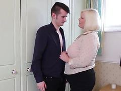 Granny fucked by young granny fucker videos