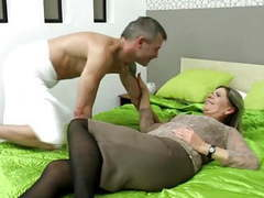 Sexy grandma suck and fuck lucky boy movies at kilopics.net