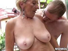 Granny hairy pussy on young dick movies at find-best-lingerie.com