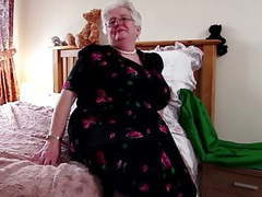 Super granny with big boobs and hungry vagina videos