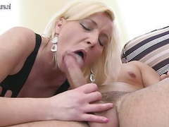 Hot mature mother sucks and fucks her young boy movies at find-best-babes.com