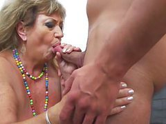 Old but hot granny fucked by young boy videos