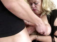 Busty natural mother fucked by young not her son tubes