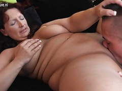 Lucky son fucks mature not his mom videos