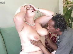 Busty british granny takes young black cock movies at adipics.com