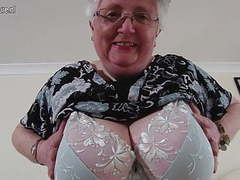 Big breasted british granny playing with herself movies at kilopics.com
