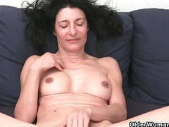 French granny with hairy pussy and round butt masturbates movies at find-best-hardcore.com