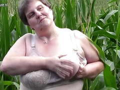 Big fat mama do this in a cornfield videos