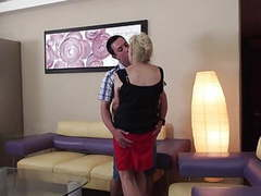 Grannies and mothers fuck young lovers videos