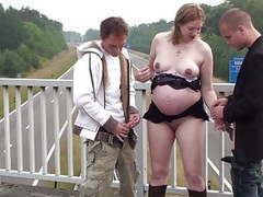 Pregnant - bich working public nudity movies at find-best-mature.com