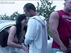 Public orgy with a pregnant girl through car windows movies at find-best-lingerie.com