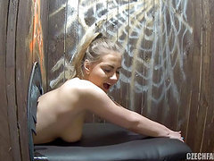 Most beautiful glory hole sluts movies at adipics.com
