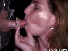 Gloryhole facial compilation videos