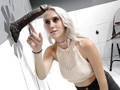 Cadence lux pleases black cocks at gloryhole movies at kilogirls.com