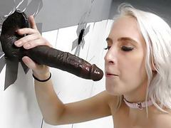 Gloryhole slut cadence lux sucks black cock movies at kilopills.com