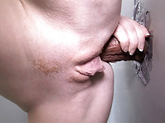 Nicki blue tries bbc anal with shane diesel - gloryhole tubes