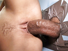 Aleska diamond takes her first big black cock - gloryhole videos