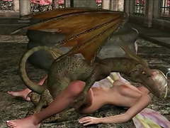 3d animation: fairy and dragon movies at nastyadult.info