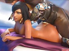 Overwatch sex compilation only for fans videos