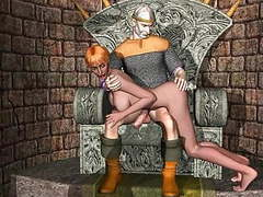 3d animation: vikings orgy videos