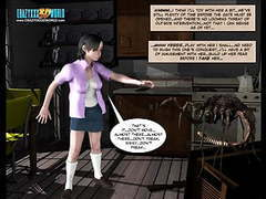 3d comic: langsuirs chronicles 1-2 movies at freekilosex.com