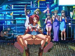 King of fighters xiii hentai kensou vs athena videos