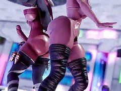 3d mmd futanari strip club movies at nastyadult.info