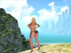 Blade and soul : beach time ! (keyla) videos