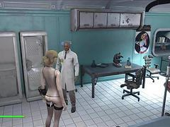 Fallout 4 katsu sex adventure chap.12 doctor movies at nastyadult.info