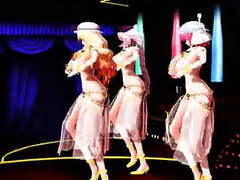 Mmd touhou dance movies at relaxxx.net