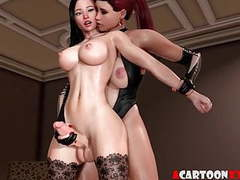 Futanari versus futanari babe raw action movies at nastyadult.info