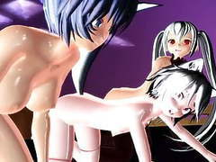 Mmd - alice,momiji & cirno - tantalize movies at nastyadult.info