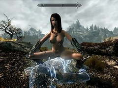 Skyrim sex with ghots tubes