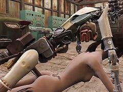 Fallout 4 fucker robot videos