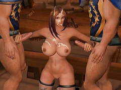 Insignious - yuki services the stormwind guard movies at sgirls.net