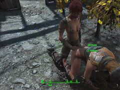 Fallout 4 porn animation strap-on 2 videos