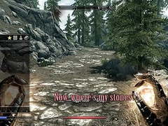 Skyrim naughty playthrough part 1 movies at find-best-pussy.com