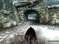 Werewolf time! skyrim naughty playthrough part 6 movies at find-best-babes.com