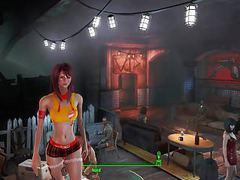 Fallout 4 sexy schoolgirl movies at freekiloporn.com