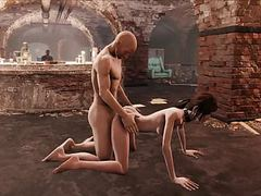 Fallout 4 good fuck at the railroad part.2 movies at find-best-panties.com