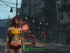 Fallout 4 sexy schoolgirl 2 movies at kilosex.com