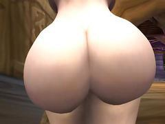 Azeroths huge booty goddess is back movies