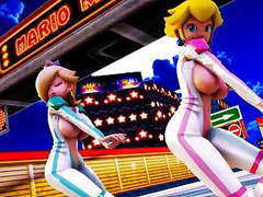 Mmd r-18 peach & rosalina mario 3d hentai mv movies at freekiloporn.com